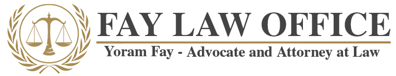Fay Law Office – Dr. Yoram Fay Lawyer & Attorney